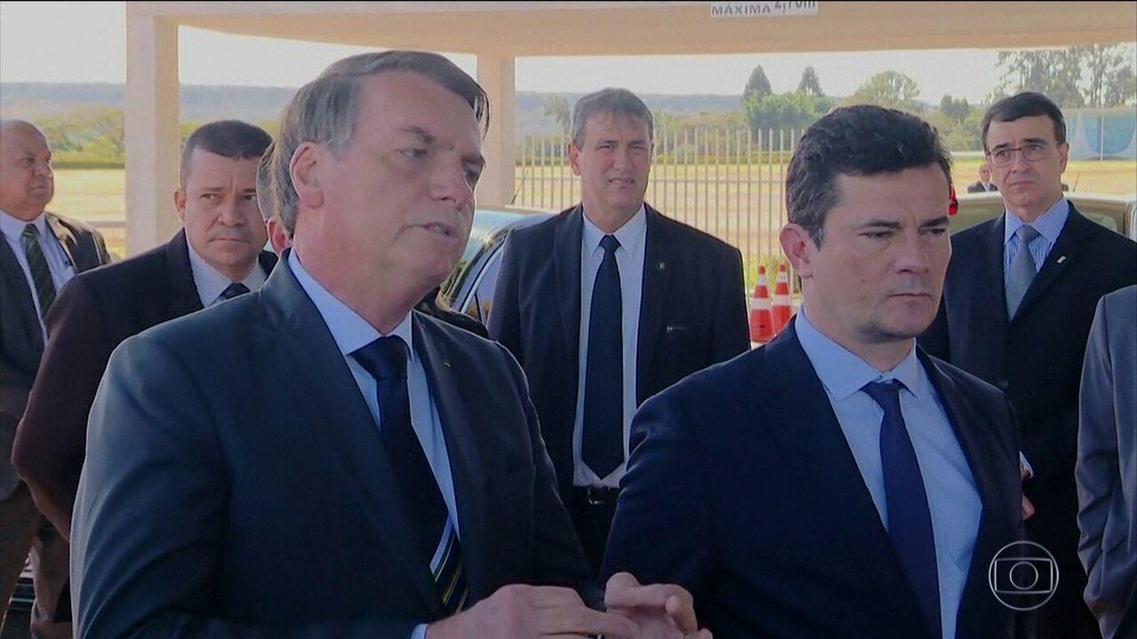 Bolsonaro diz que Coaf pode ser vinculado ao Banco Central