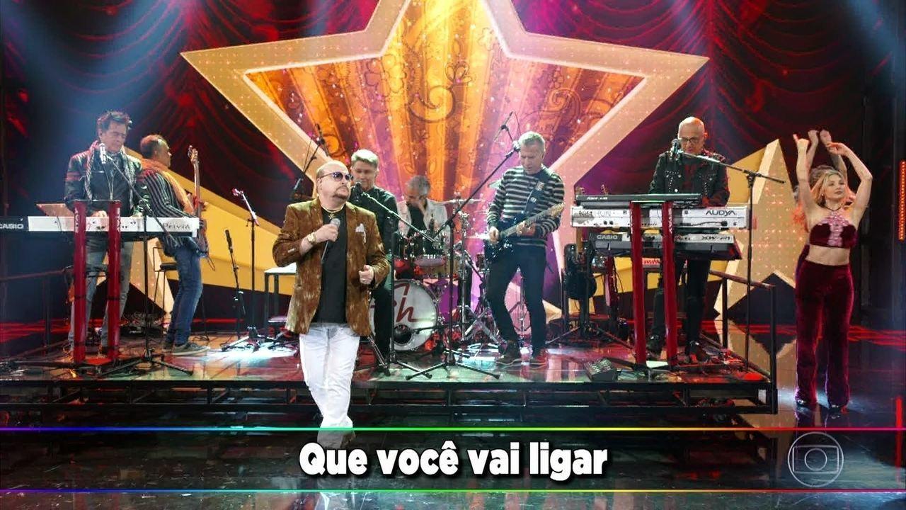 "Roupa Nova canta "" Volta Pra Mim"""
