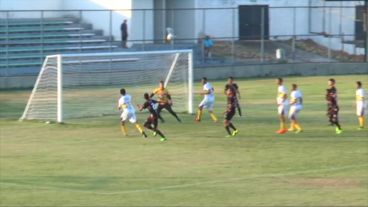 São Paulo-PI vence o Krac por 2 a 1 na abertura do Campeonato Piauiense sub-17; veja