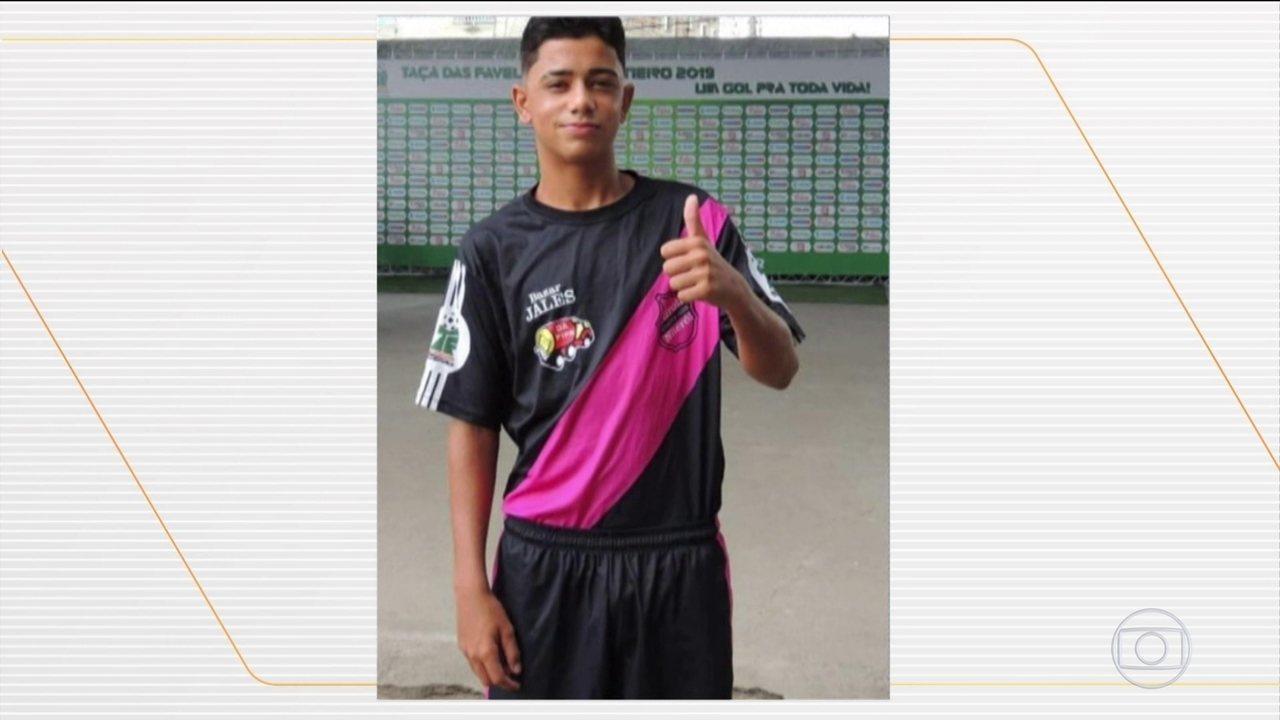 Dois jovens morrem vítimas da violência, em menos de 24 horas, no RJ