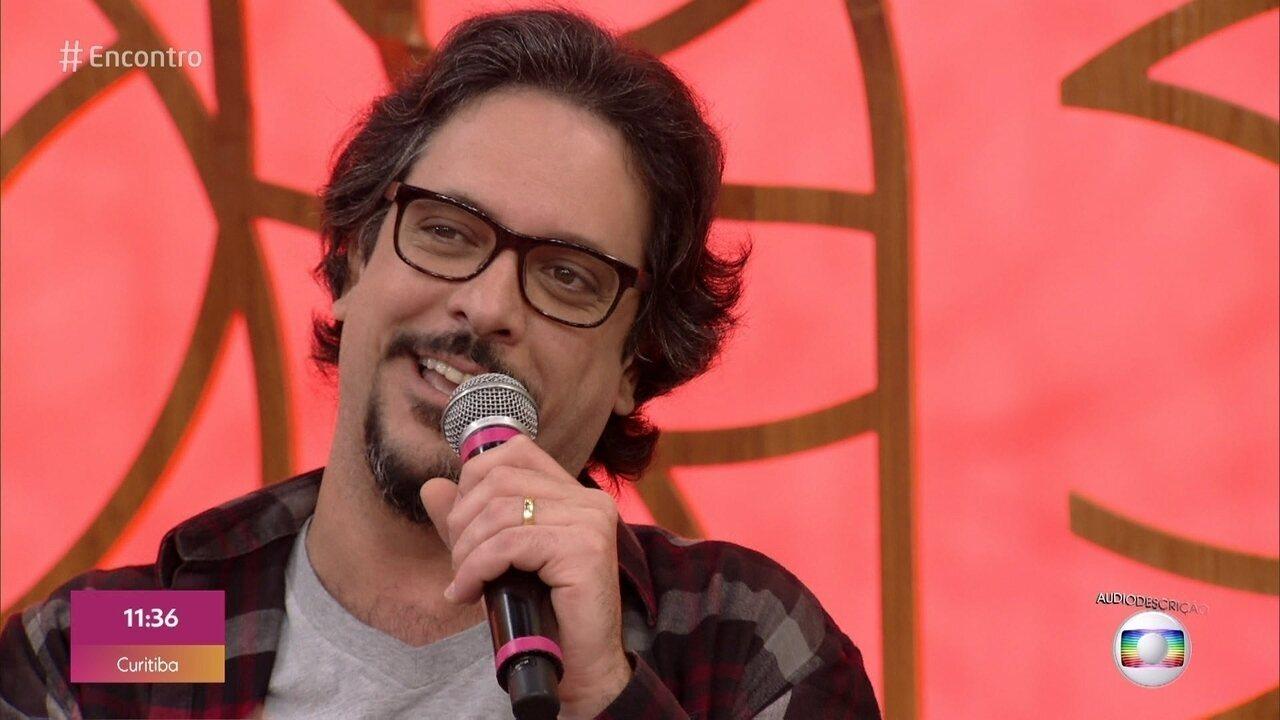 Lucio Mauro Filho fala sobre o Mario de 'Bom Sucesso'