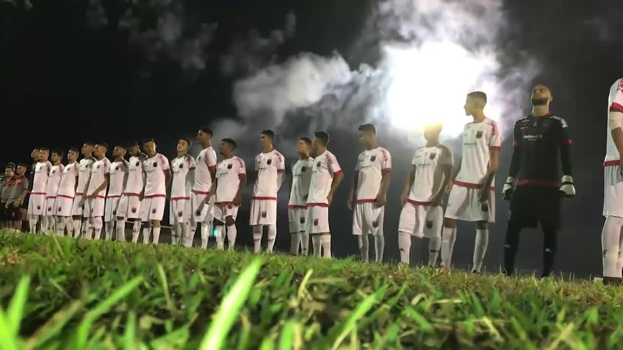 Real Ariquemes campeão de base sub-20 2018