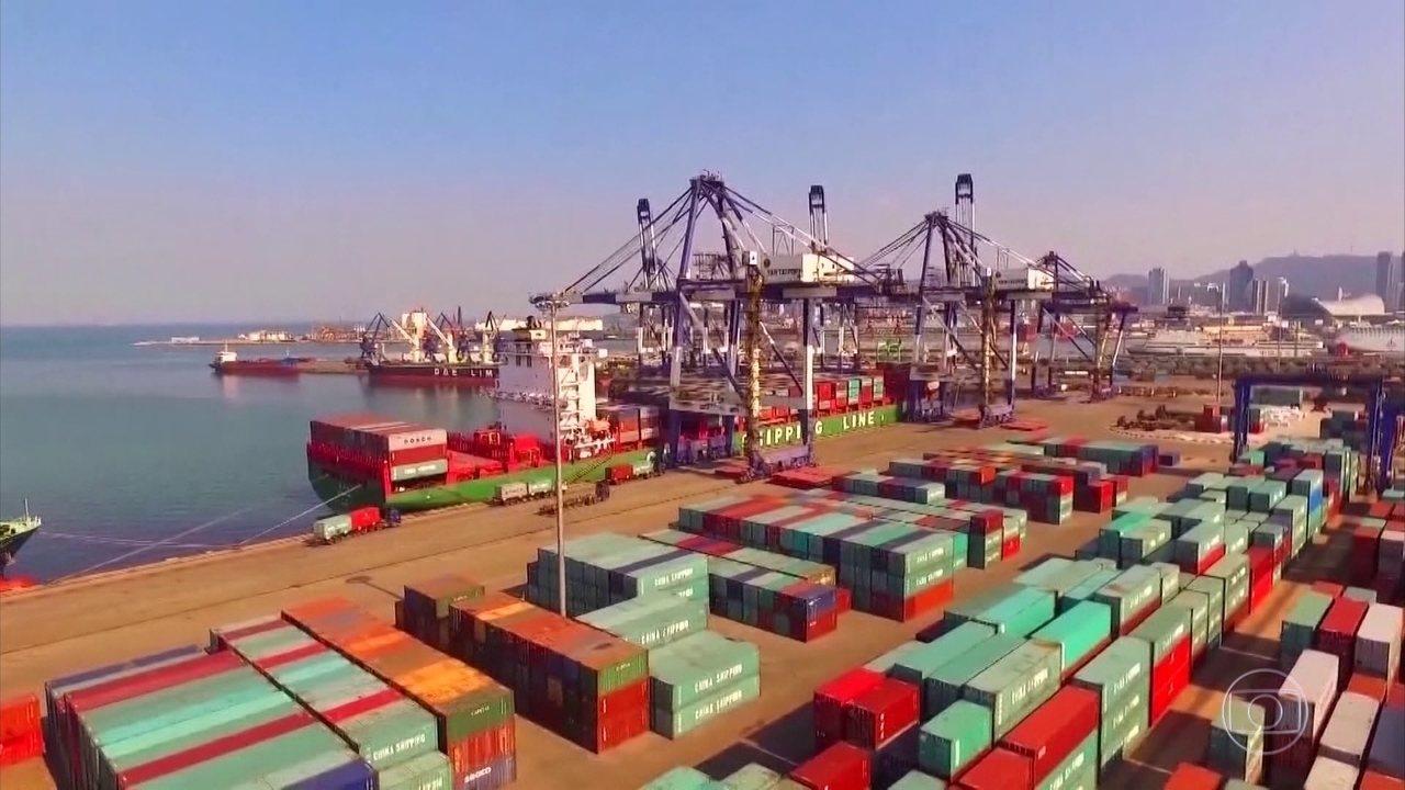 OMC diz que sobretaxas americanas a produtos chineses violam as regras de livre comércio