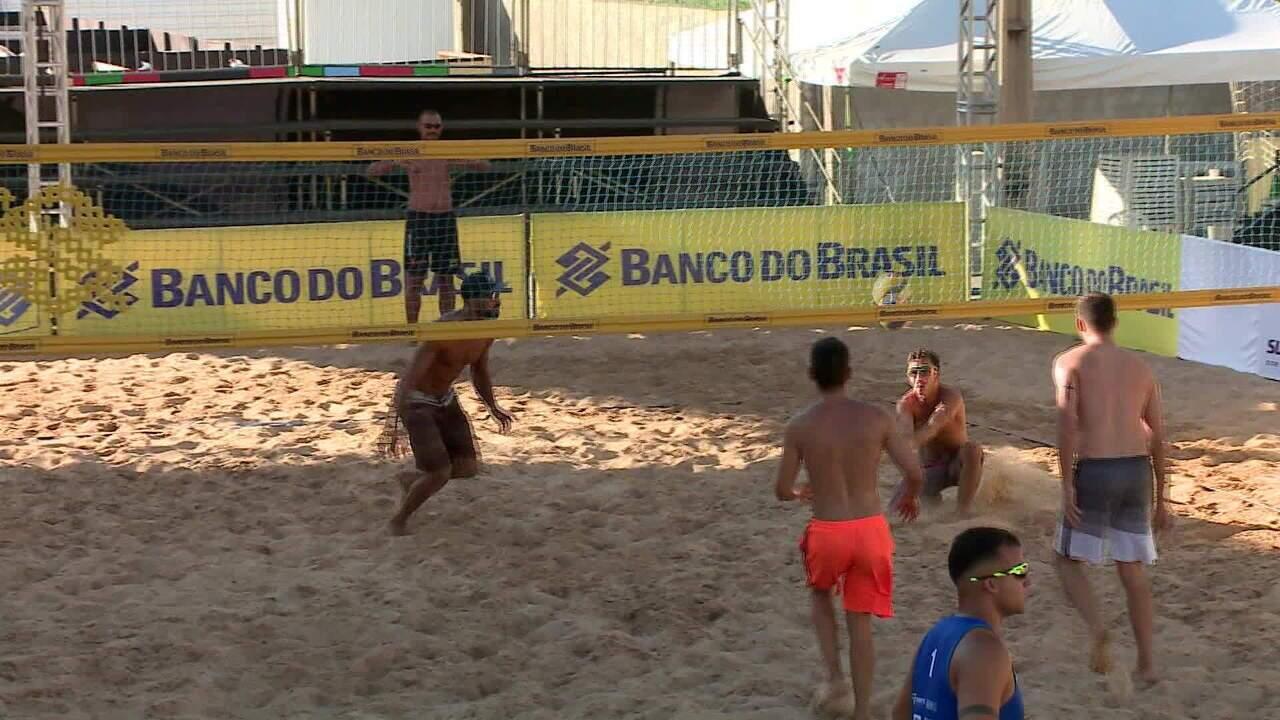 Circuito Brasileiro de Vôlei de Praia chega a Teresina para a 3ª e última etapa do ano