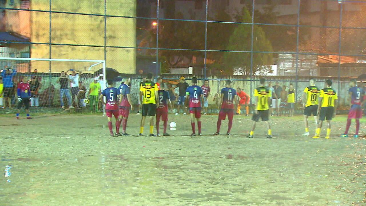 Betinho perde pênalti e time é eliminado na Copa dos MC´s