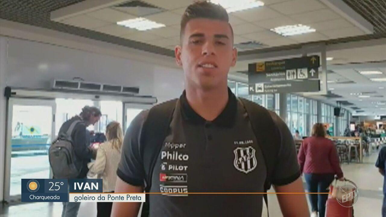 Tite convoca goleiro da Ponte Preta para amistosos contra Peru e Colômbia