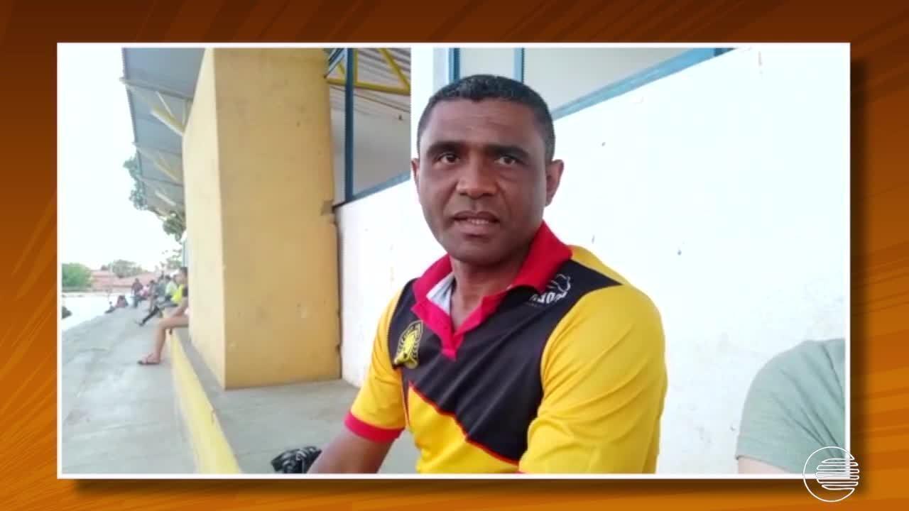 Técnico Marcão avalia primeiras semanas de treino no Timon para a Série B do Piauiense