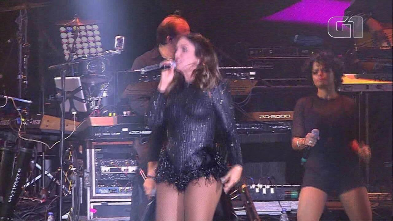 Ivete Sangalo canta 'Arerê' no palco da Festa de Barretos 2019