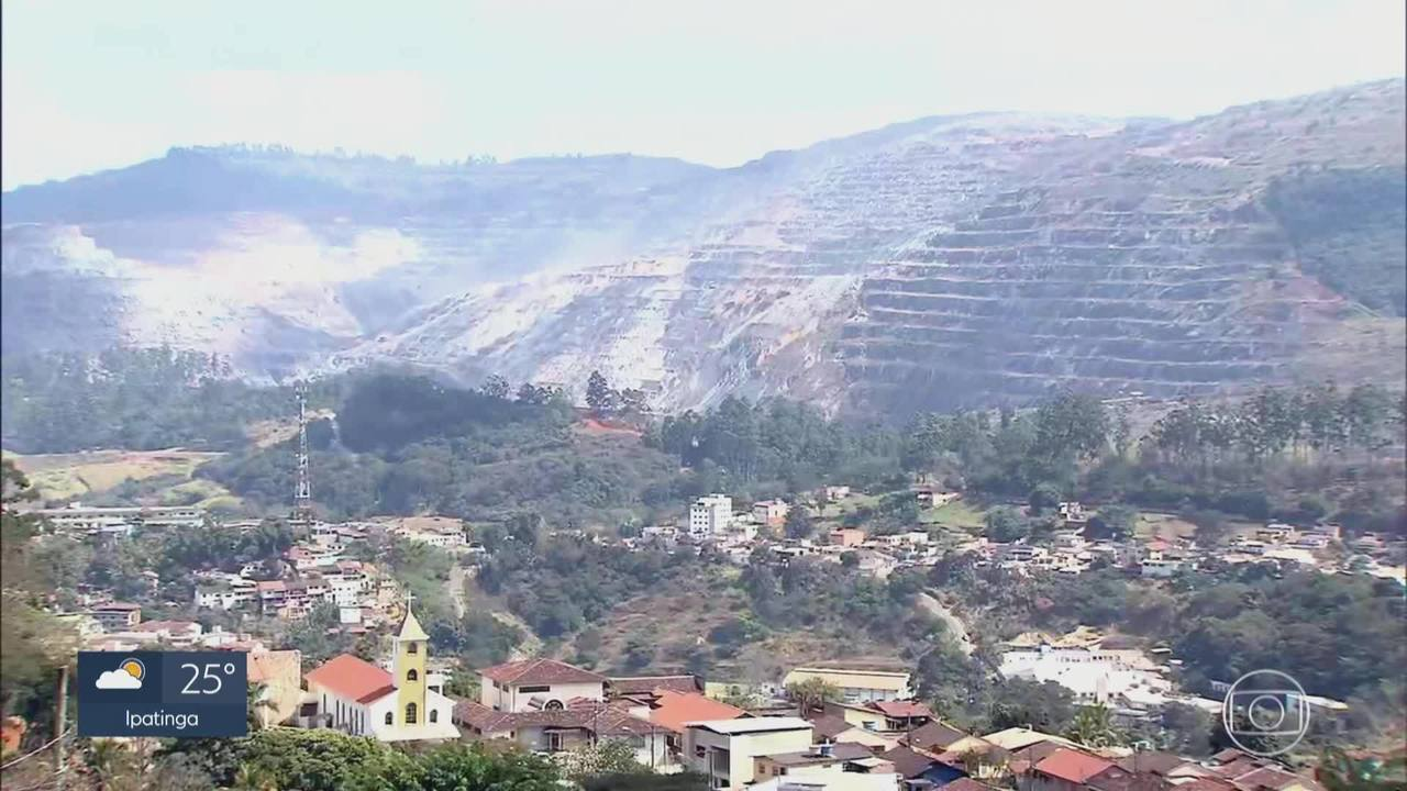 Itabira (MG) tem o maior simulado em caso de rompimento de barragens já realizado no país