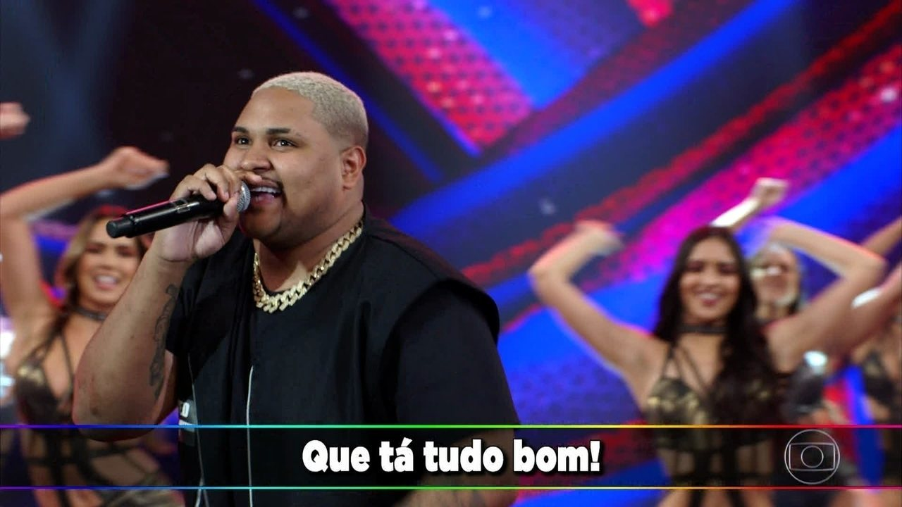 Kevin O Chris canta 'Vamos Pra Gaiola'