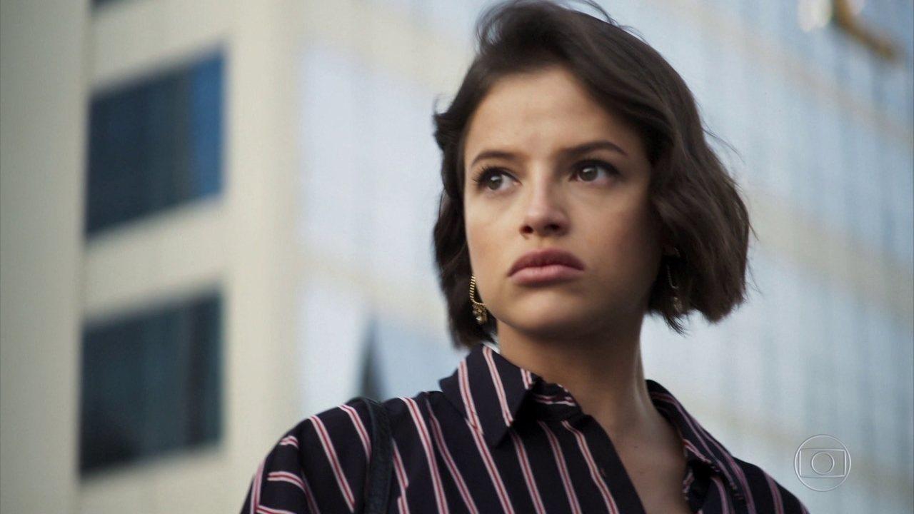 Agatha Moreira fala sobre Jô, de 'A Dona do Pedaço': 'Não quero nenhum tipo de redenção'