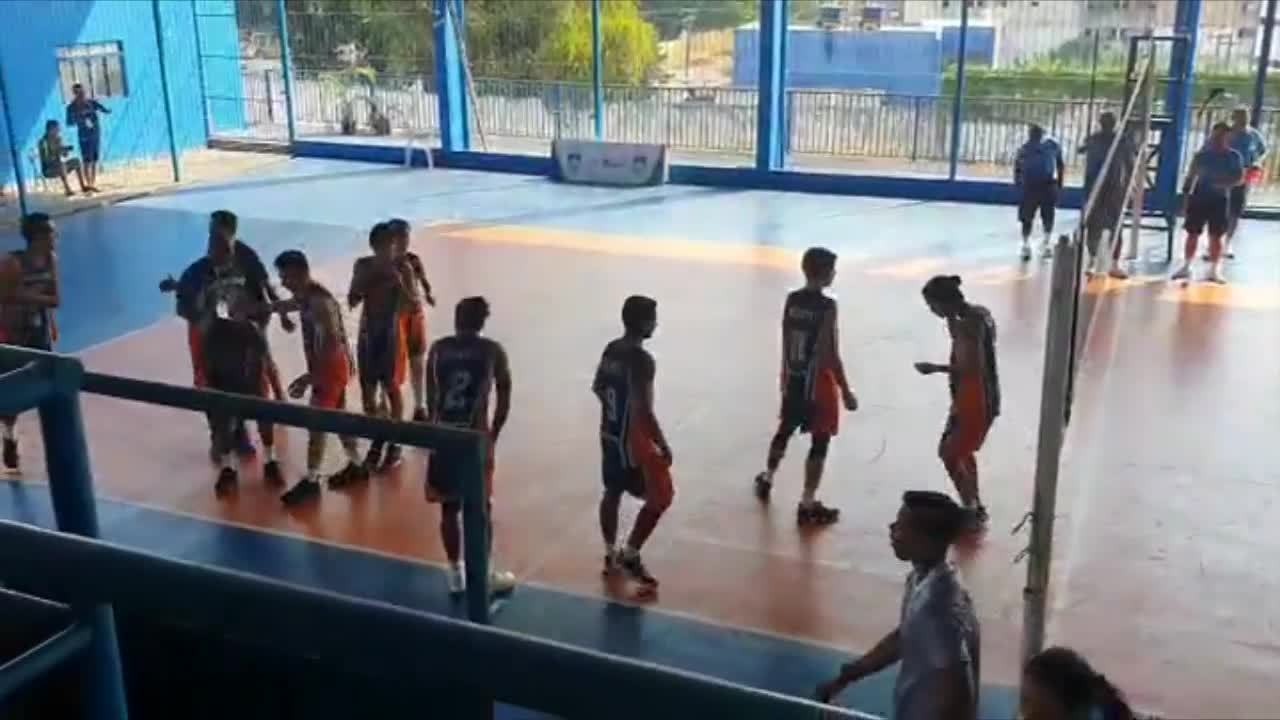 Escola Major Guapindaia vence no vôlei, no JOER
