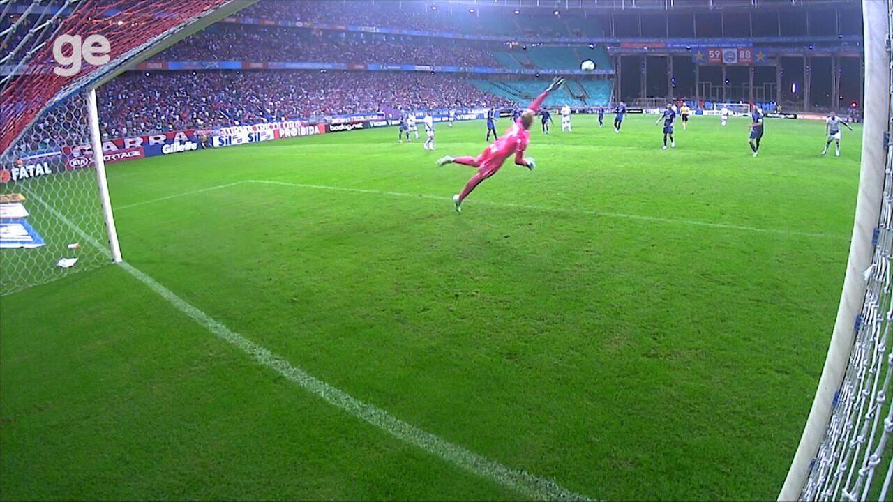 Ba-Vi em Pauta comenta o empate do Bahia contra o Goiás; time jogou com um a menos