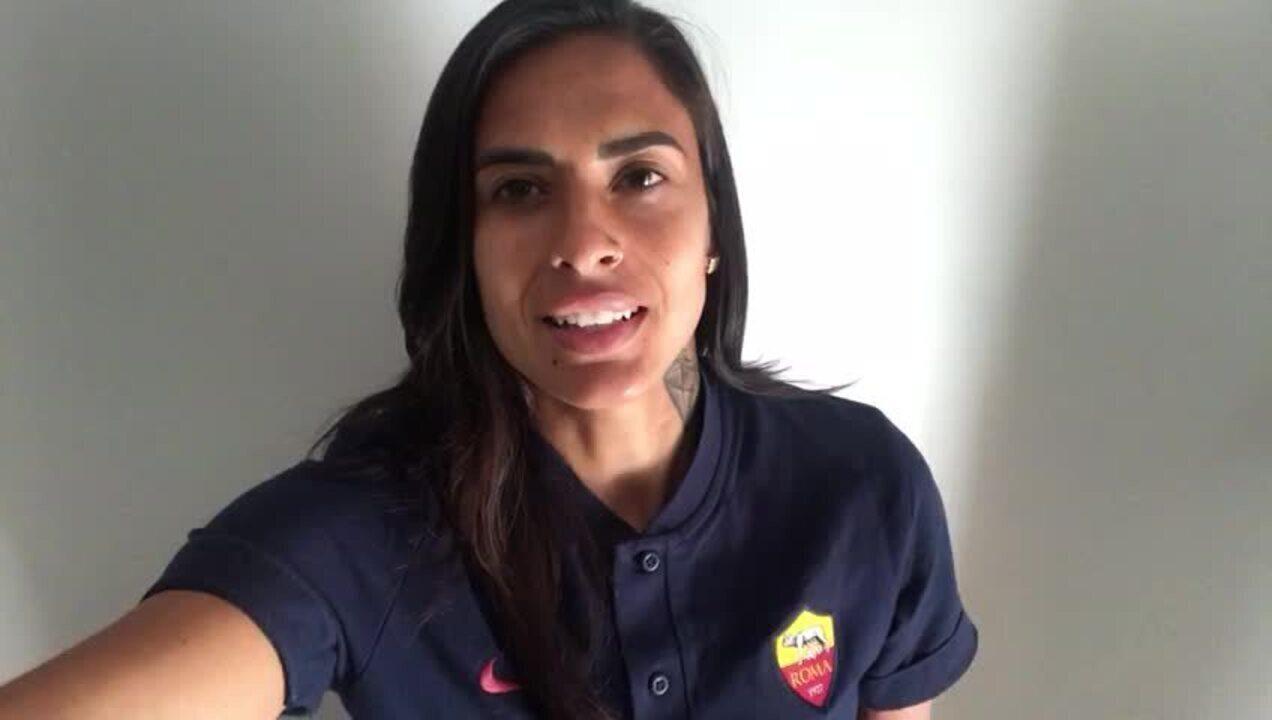 Andressa Alves fala sobre a primeira convocação de Pia Sundhage na seleção