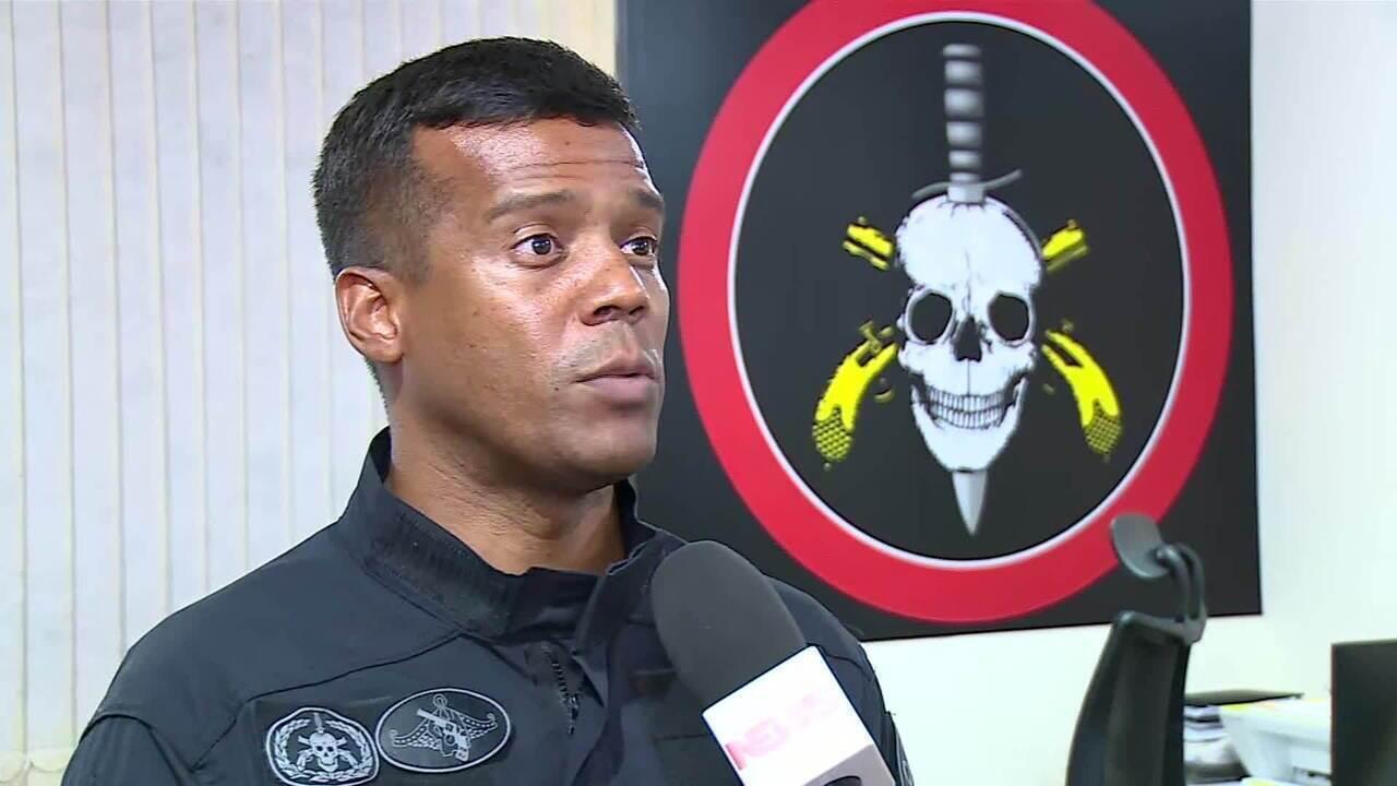 Comandante do Bope identifica sequestrador como psicótico