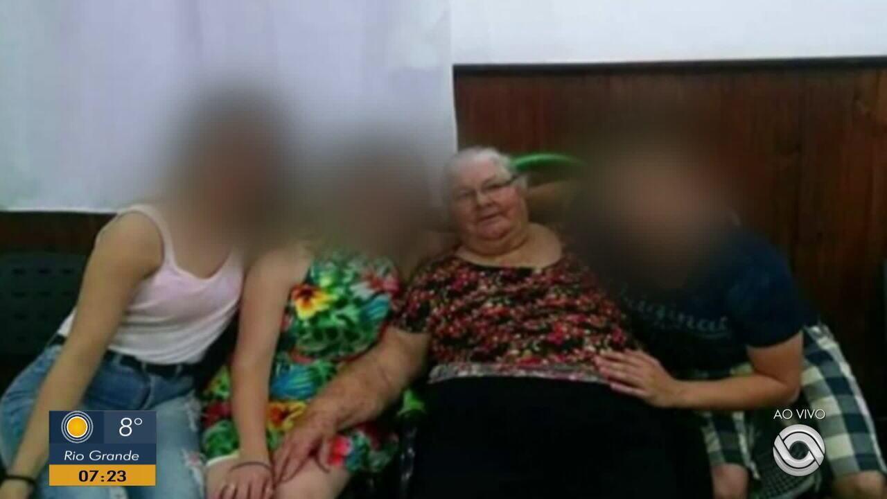 Após ser velada durante 8 horas, idosa é levada de volta a hospital