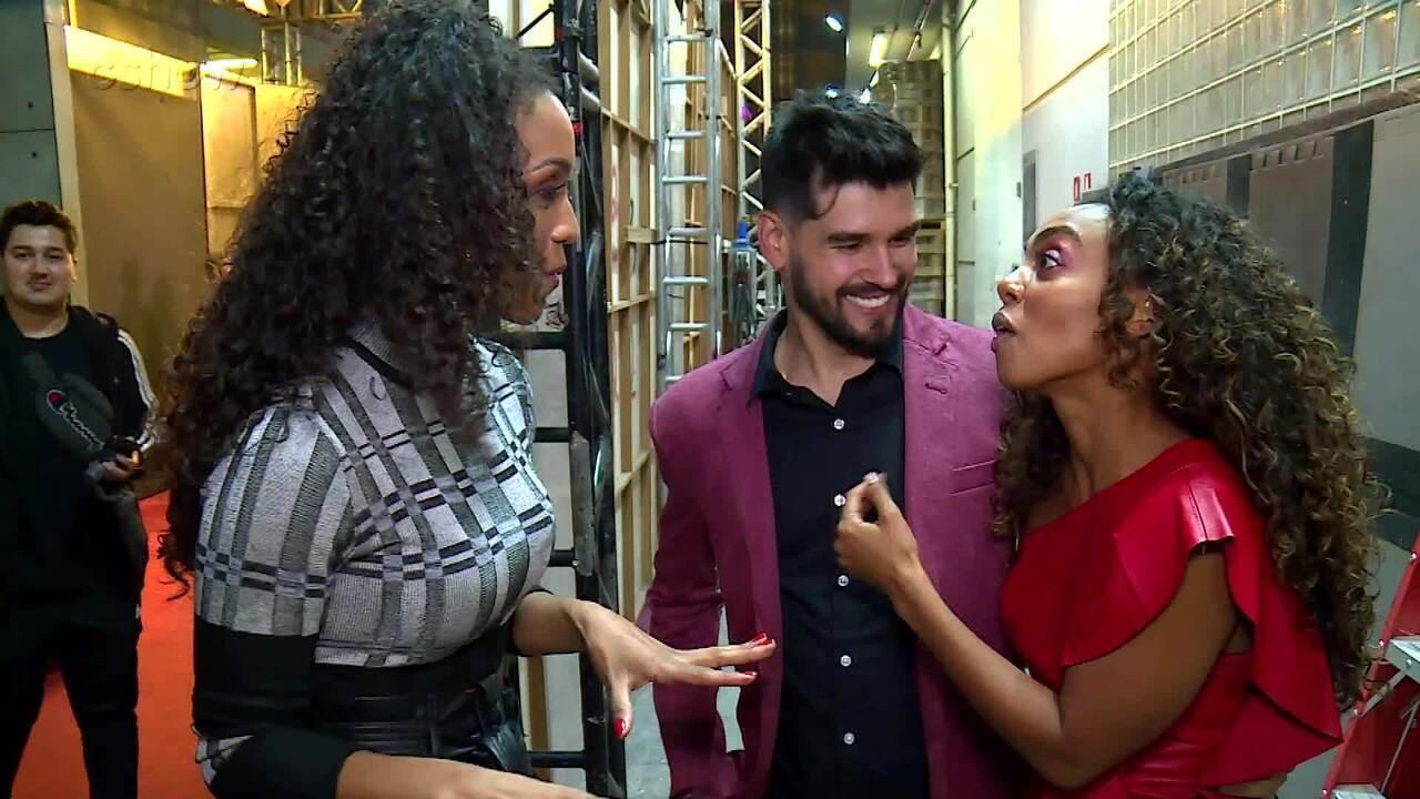 Mulheres e professores comentam escolha das duplas e a expectativa para o 'Dança 2019'