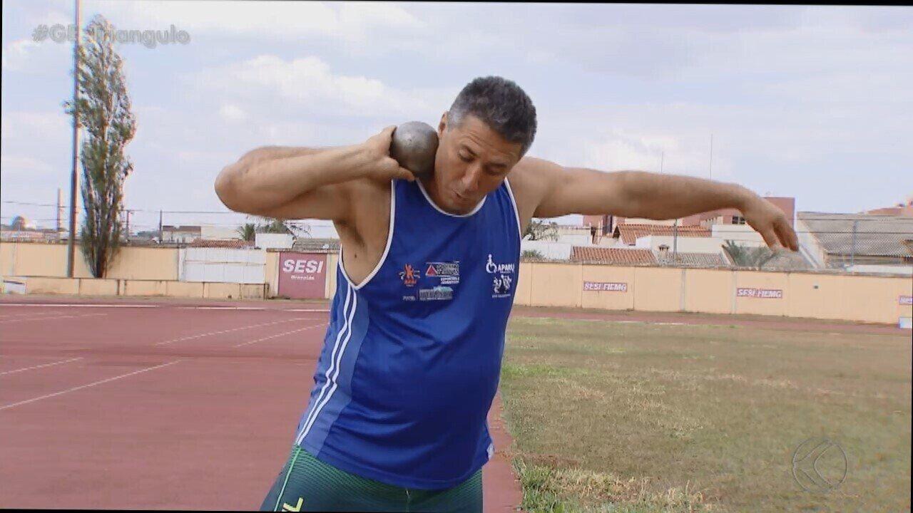 Três atletas da região do Triângulo Mineiro integram atletismo do Time Brasil no Parapan