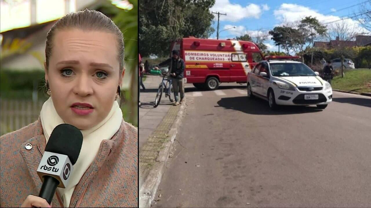 Ataque com machadinha em escola do RS deixa seis alunos e professora feridos
