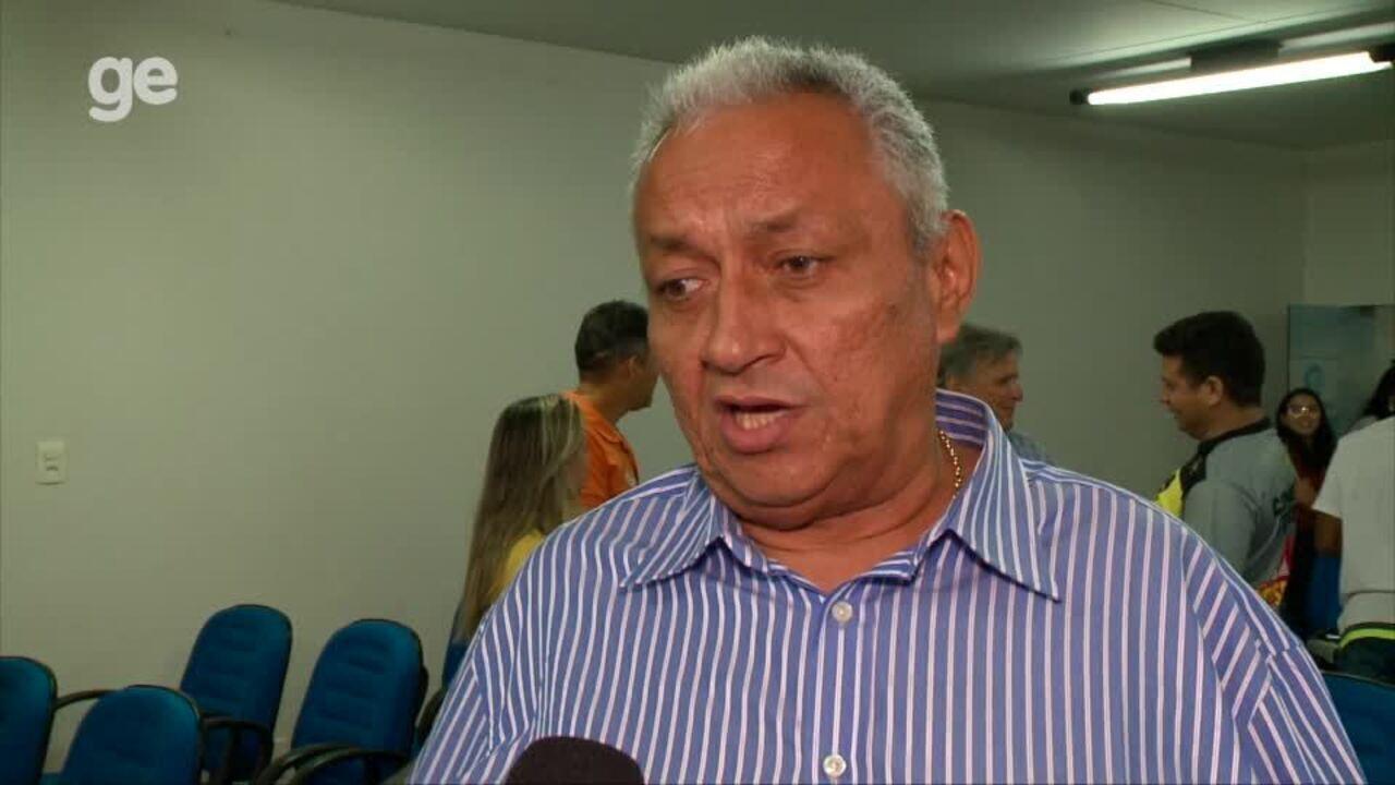 Robert Brown destaca importância do Piauiense sub-11 para as equipes