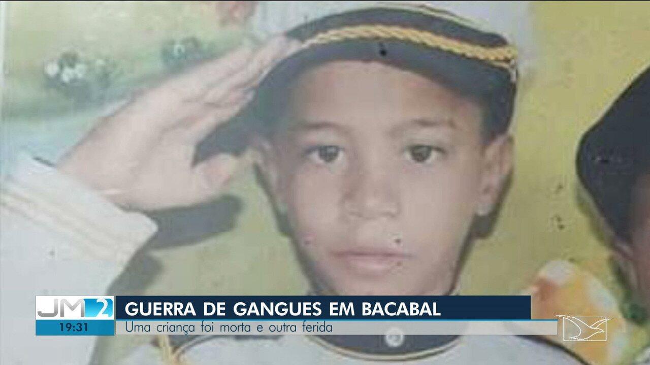 Criança morre durante briga de gangues em Bacabal