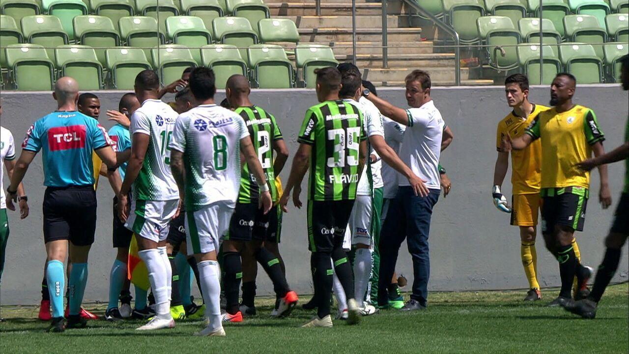 Melhores momentos: América 3 x 2 Guarani pela 18ª rodada do Brasileiro Série B
