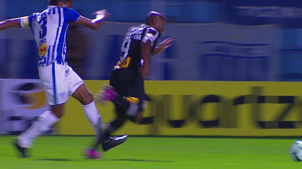 Melhores momentos de Avaí 1 x 1 Corinthians pela 16ª rodada do Brasileirão 2019