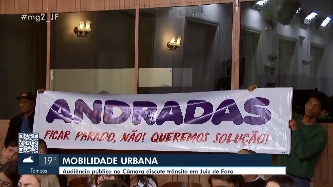 Settra planeja viaduto para desafogar trânsito na Avenida do Andradas em Juiz de Fora