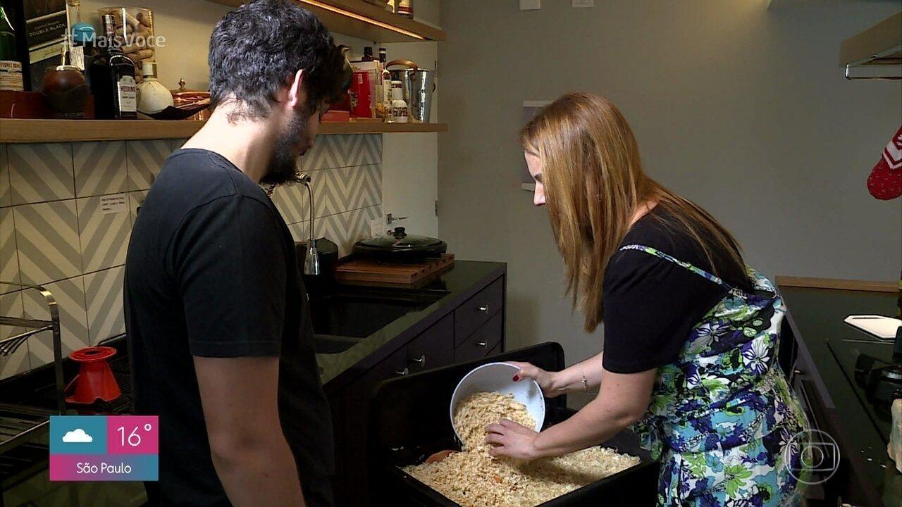 Aprenda a fazer compostagem em casa