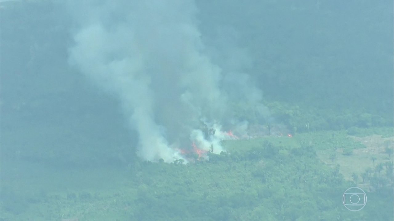 Comando Militar da Amazônia faz balanço sobre as queimadas na região Norte do Brasil