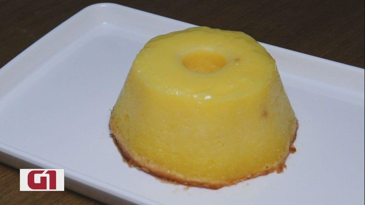 Culinaria #013: Aprenda a fazer um mini quindim