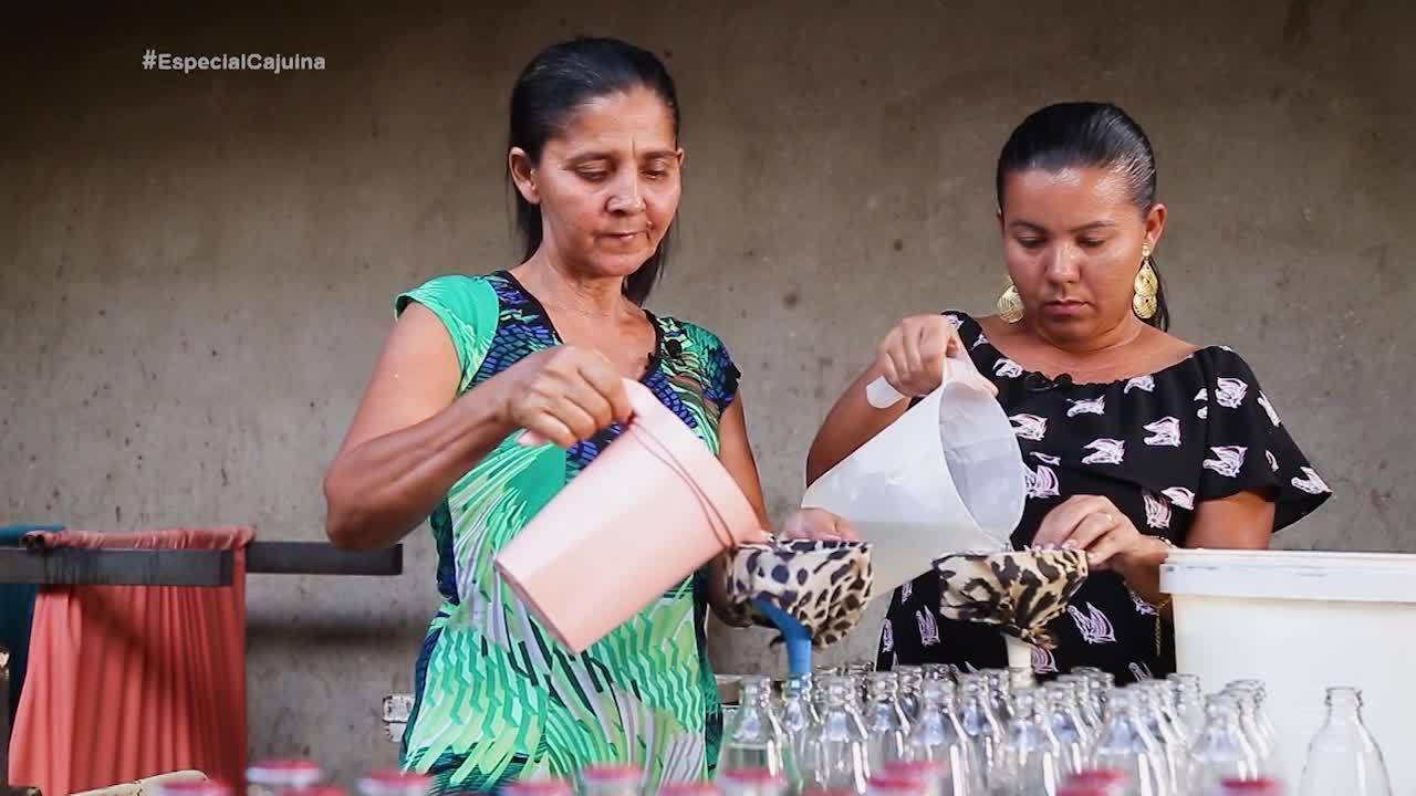 Sabor do Nordeste: Conheça o passo a passo de uma produção de cajuína artesanal