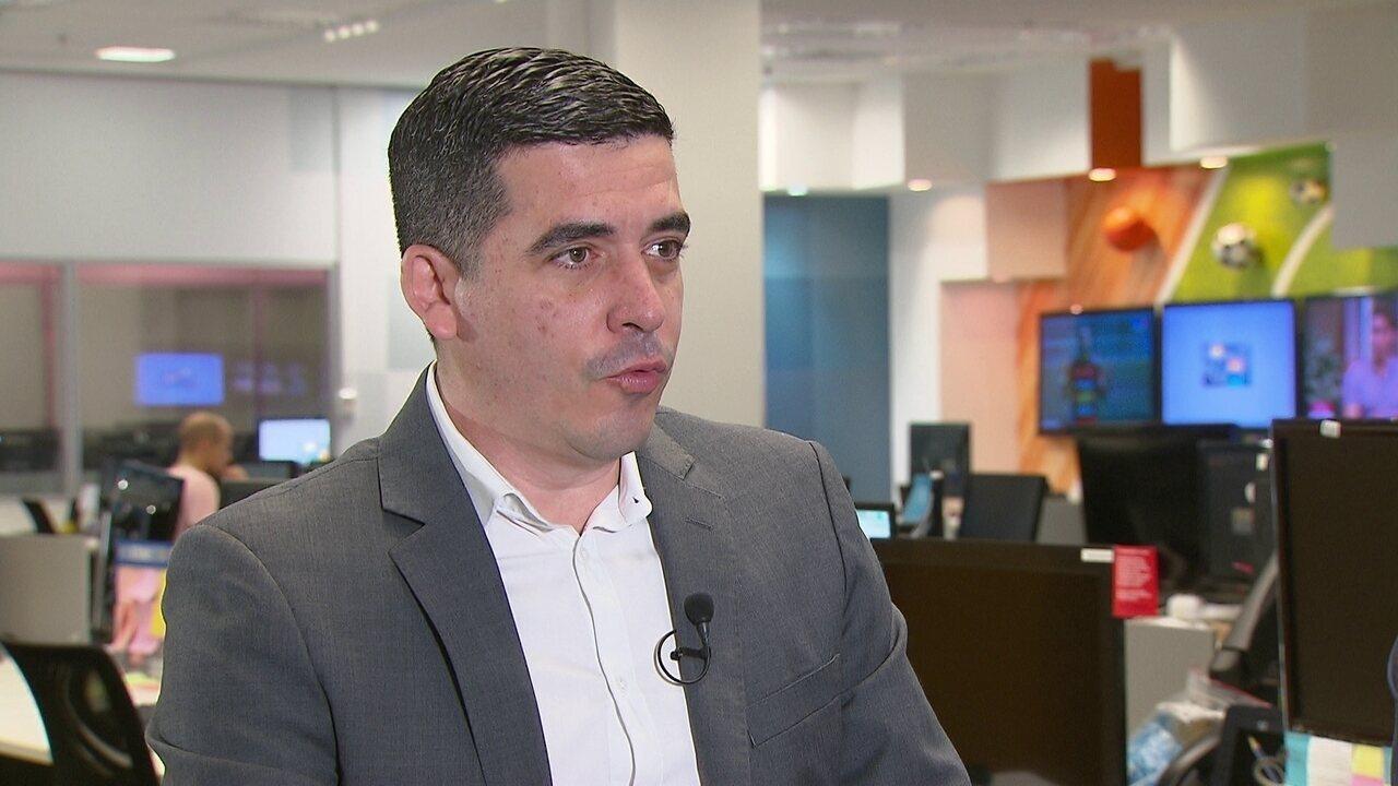 """Presidente do Santa Cruz se mostra confiante e banca permanência de Pipico: """"Ele fica"""""""