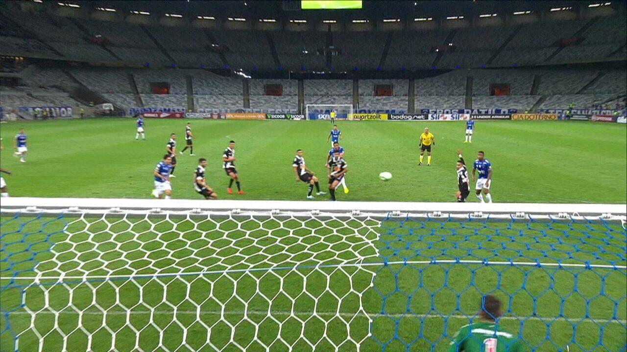 Melhores momentos: Cruzeiro 1 x 0 Vasco pela 18ª rodada do Campeonato Brasileiro