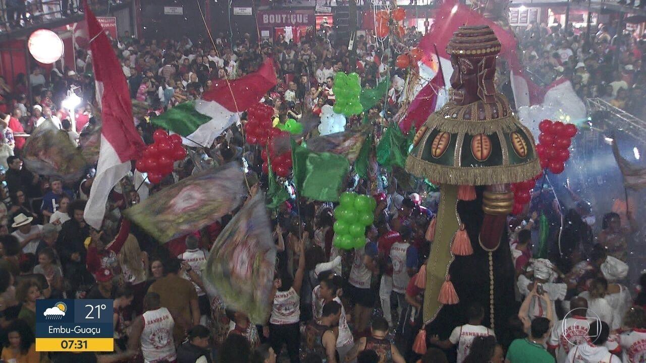 Escola de samba Mocidade Alegre divulga samba-enredo do Carnaval 2020