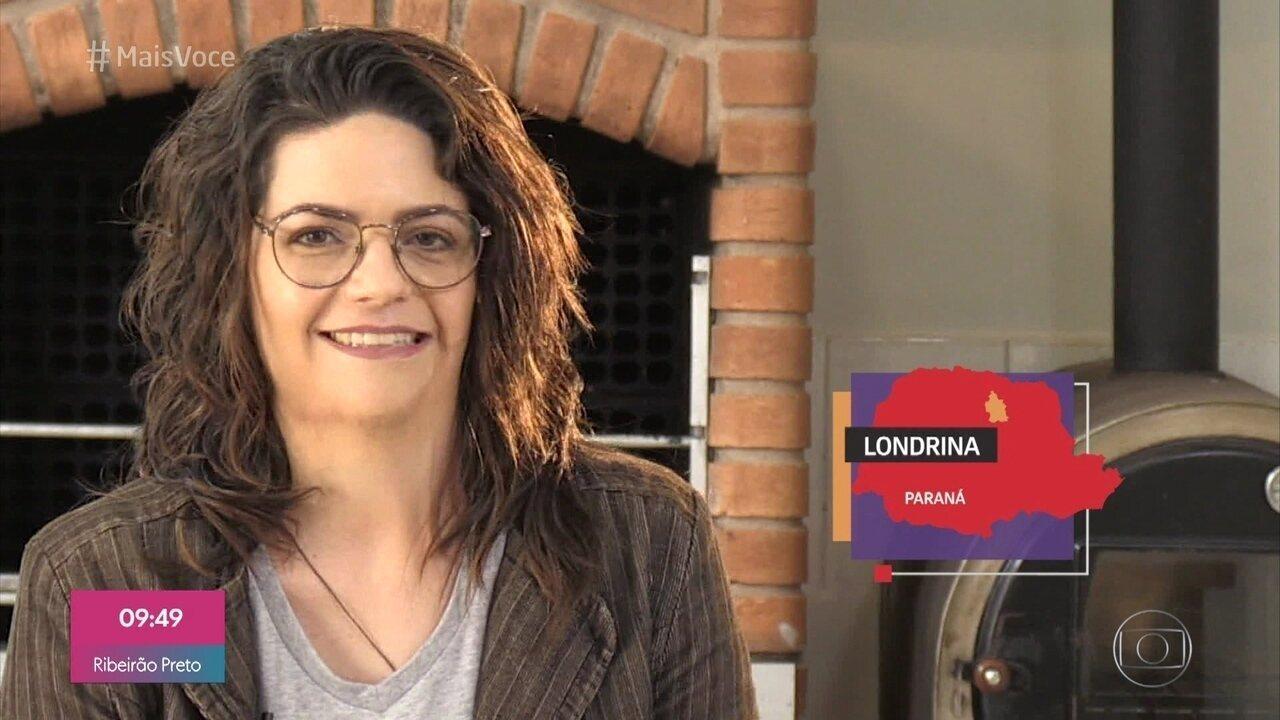 'A Melhor Linguiça do Brasil: conheça Aline Fernandez