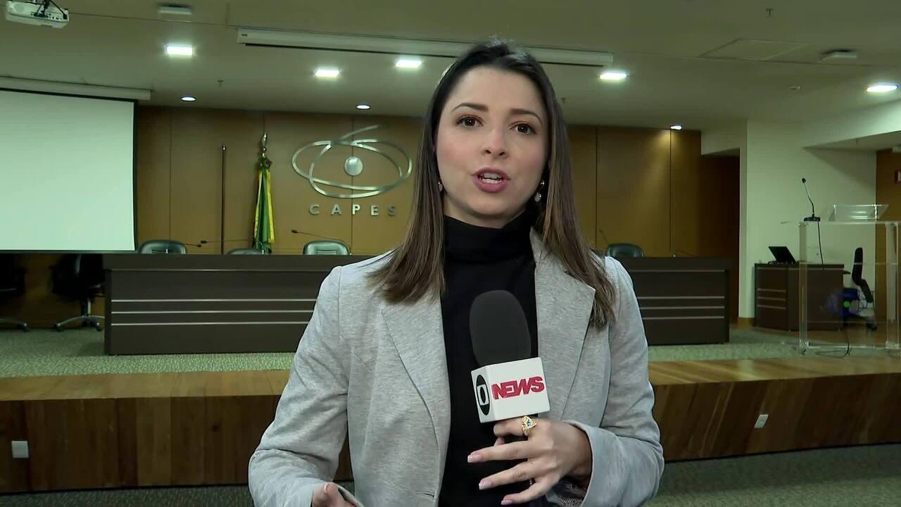 MEC anuncia corte de mais de cinco mil bolsas na Capes