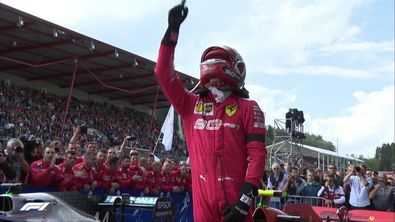 Confira o GP da Bélgica 2019 de Fórmula 1, na íntegra - Confira o GP da Bélgica 2019 de Fórmula 1, na íntegra