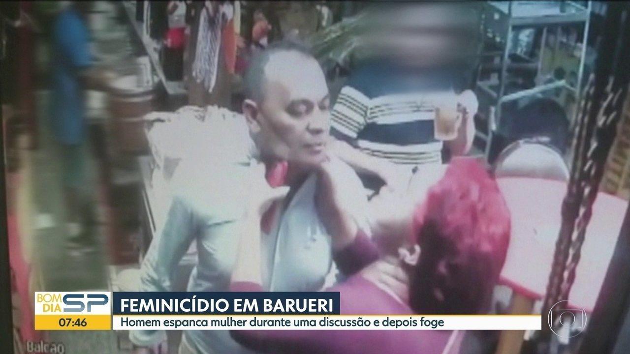 Mulher de 37 anos é vítima de feminicídio em Barueri