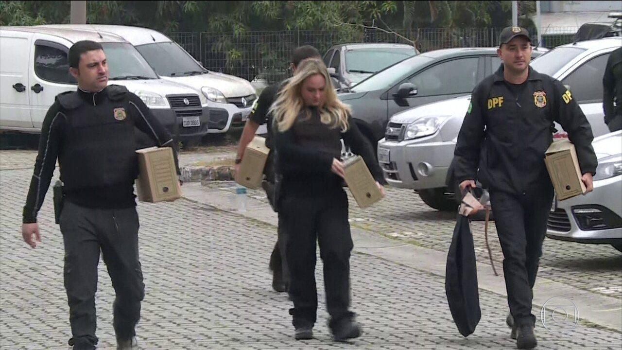 Polícia Federal faz operação contra esquema de fraudes no Fies