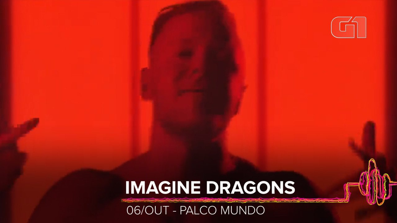 Imagine Dragons: Como será o show no Rock in Rio 2019?