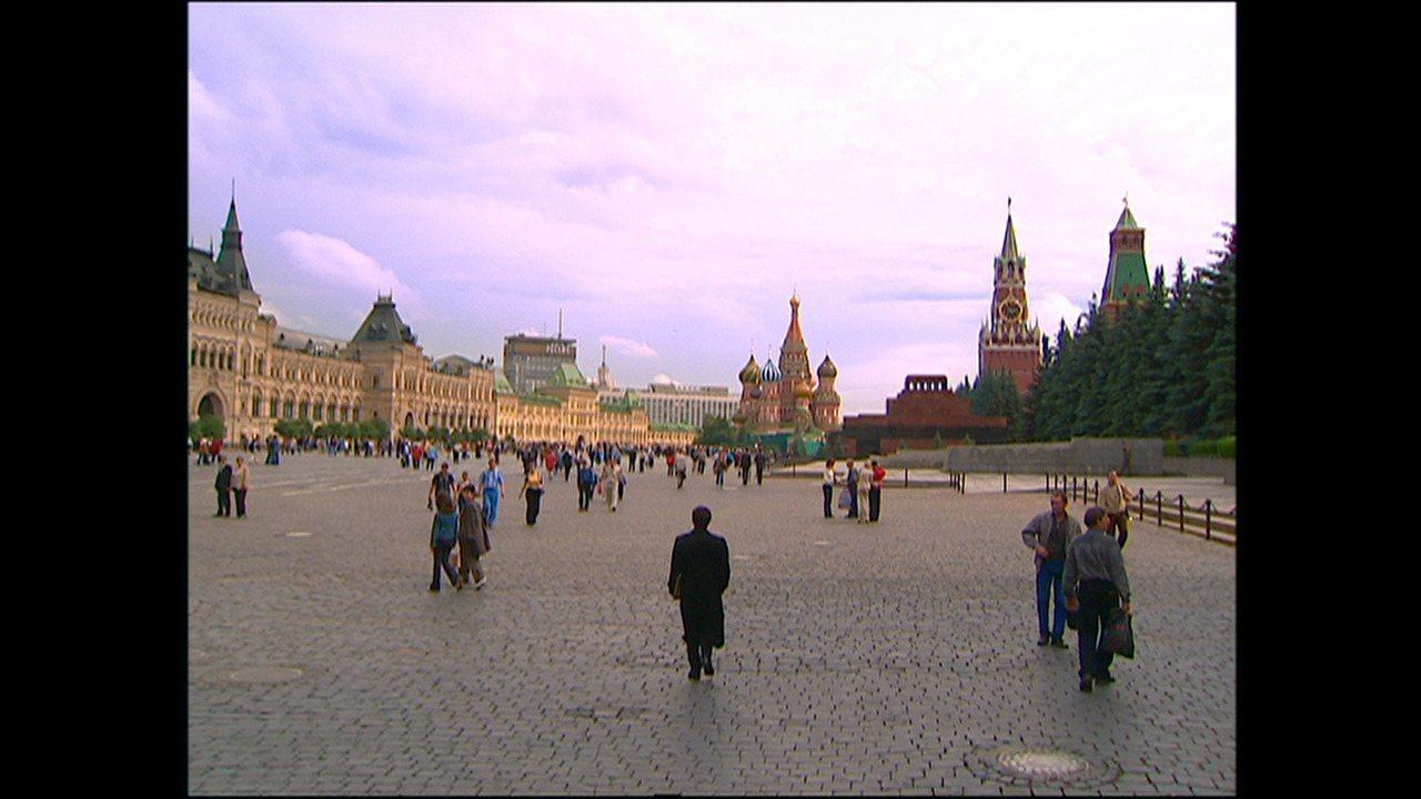 Reveja cenas de 'Começar de Novo' na Rússia