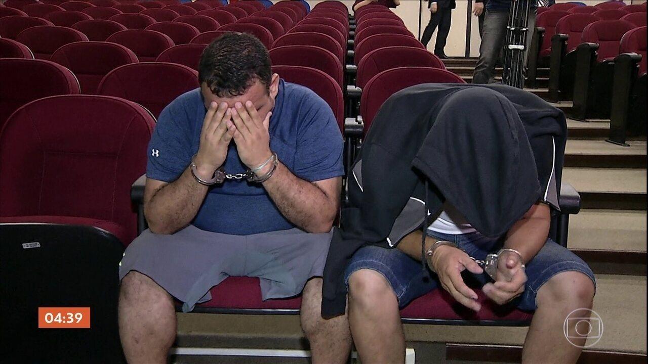 Polícia do PA prende dois agentes suspeitos de envolvimentos em assassinatos de detentos