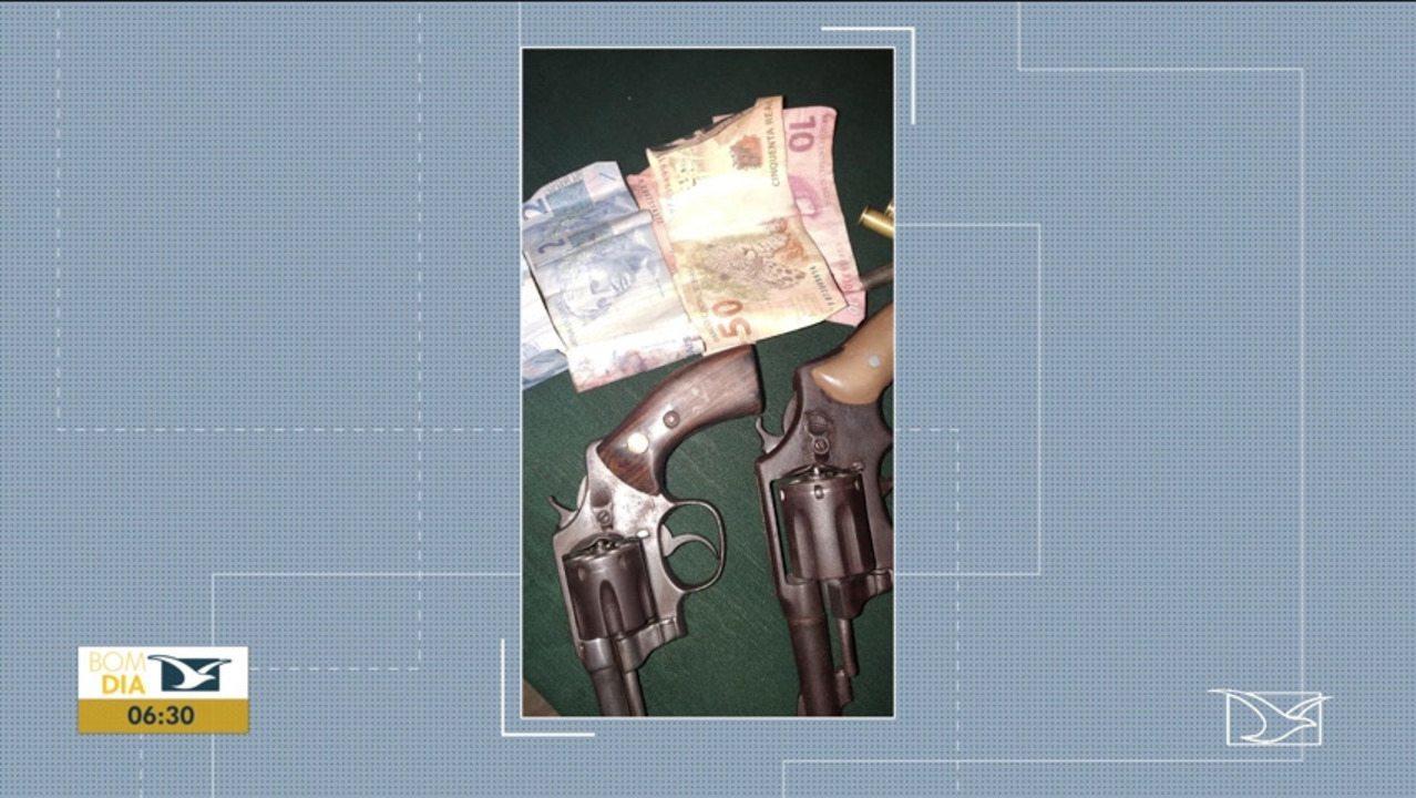Tentativa de assalto termina em morte no Maranhão