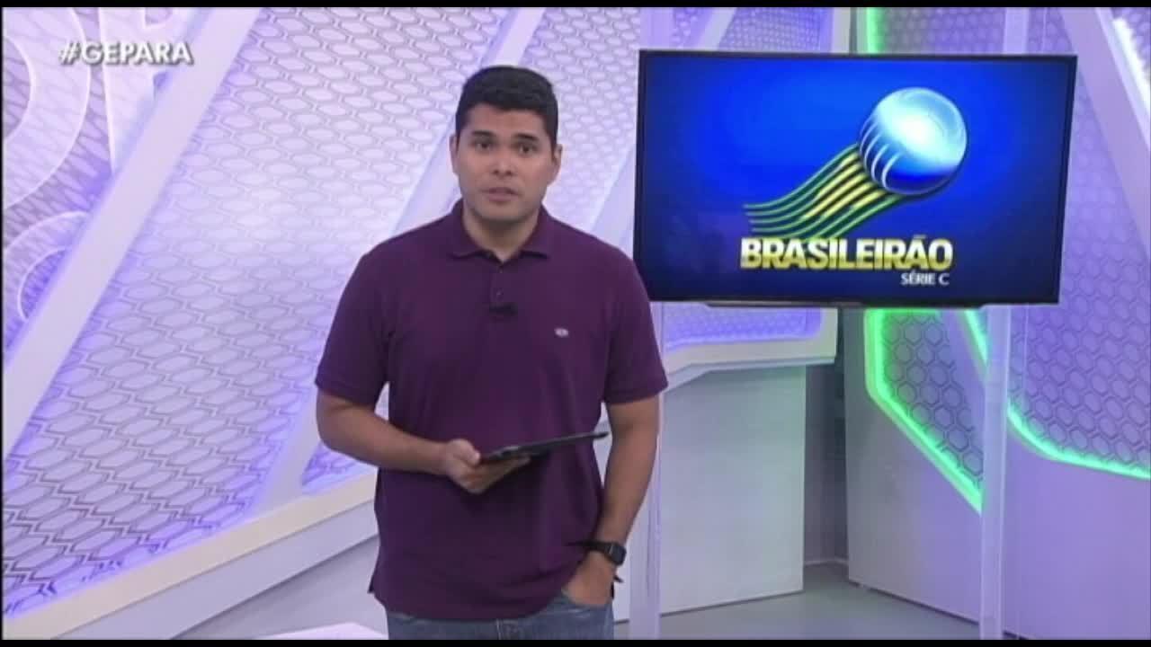 Veja a íntegra do programa Globo Esporte Pará desta quarta-feira, dia 4