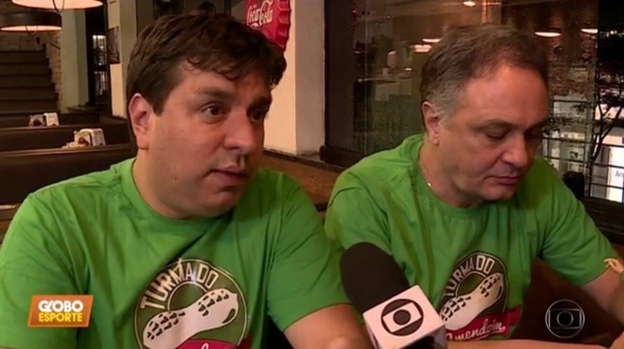Veja o que a Turma do Amendoim tem a dizer a Mano Menezes no Palmeiras