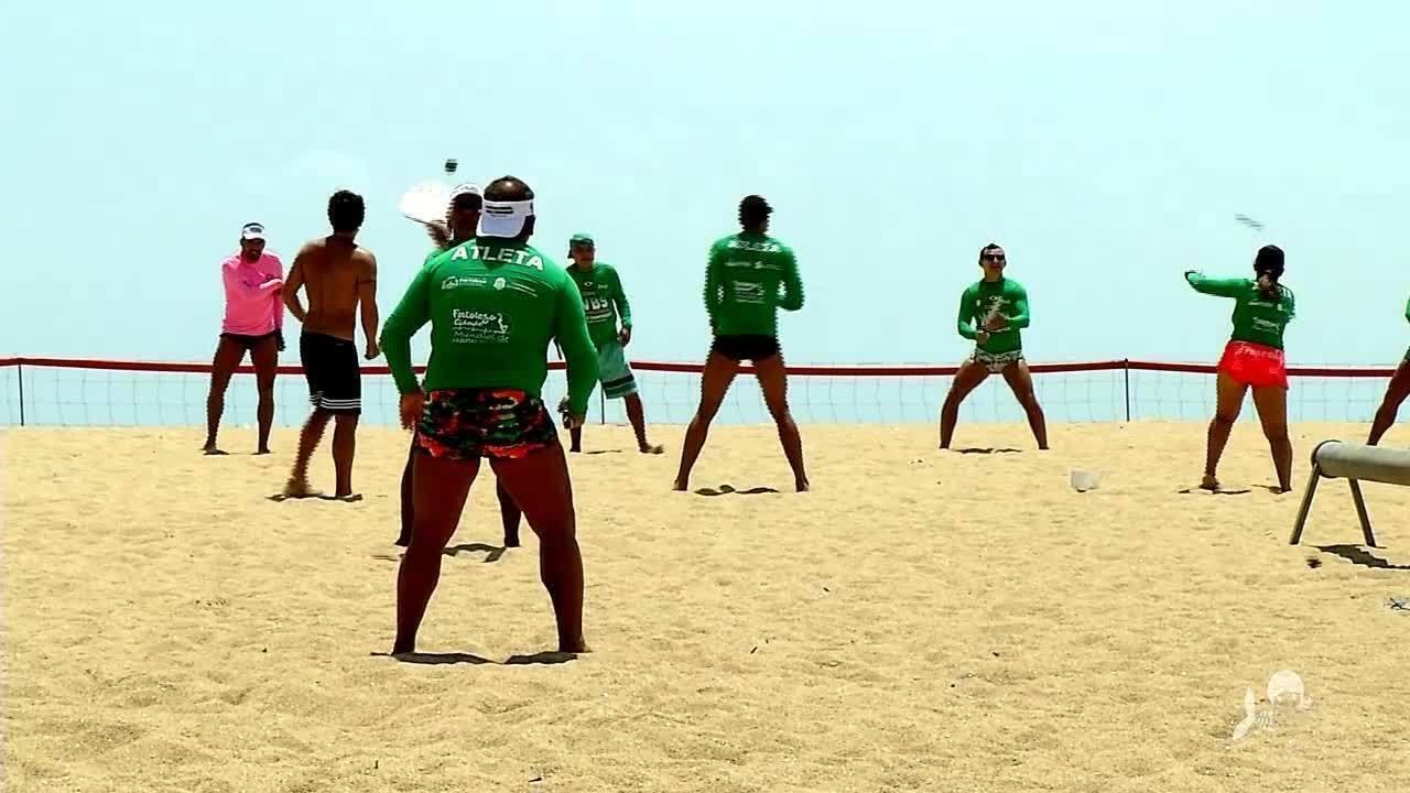 WBS Brasil ocorre na praia de Iracema e reúne 29 modalidades