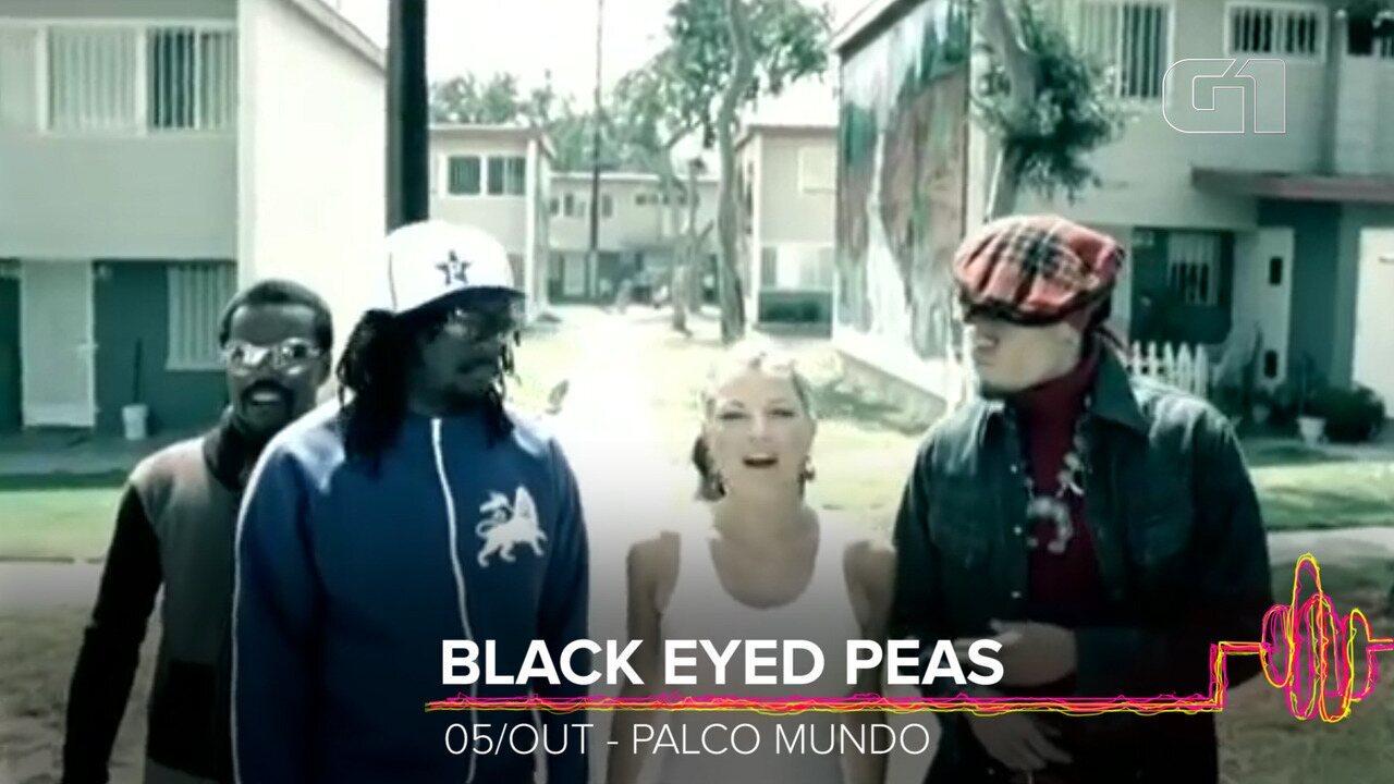 Black Eyed Peas: Como será o show no Rock in Rio 2019?