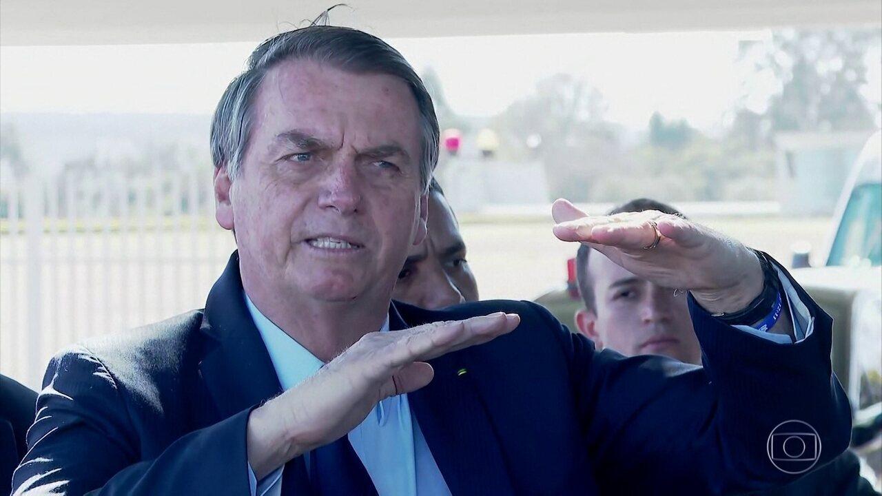 Resultado de imagem para Bolsonaro defende 'preservar' teto de gastos