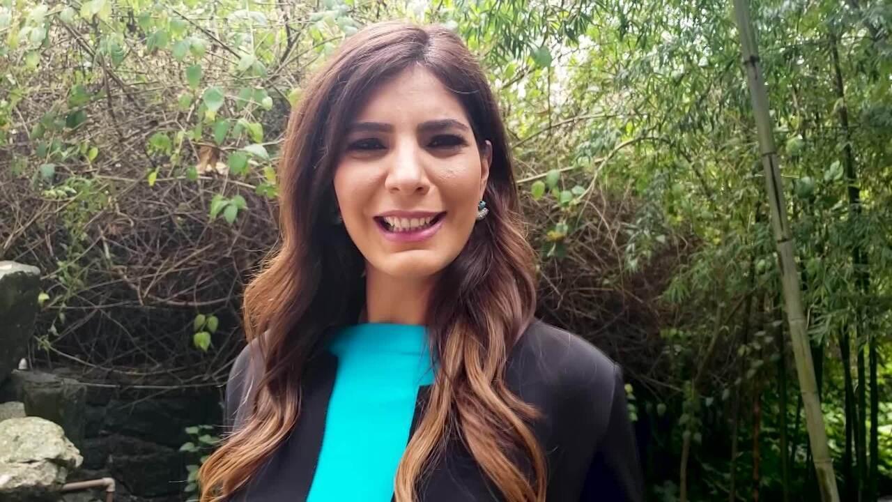 Andréia Sadi fala sobre os perrengues da vida de repórter